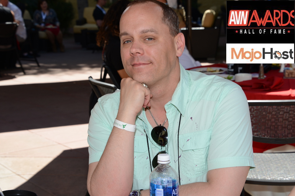 AVN Hall Of Fame Internet Founders Branch Inductee: Brad Mitchell