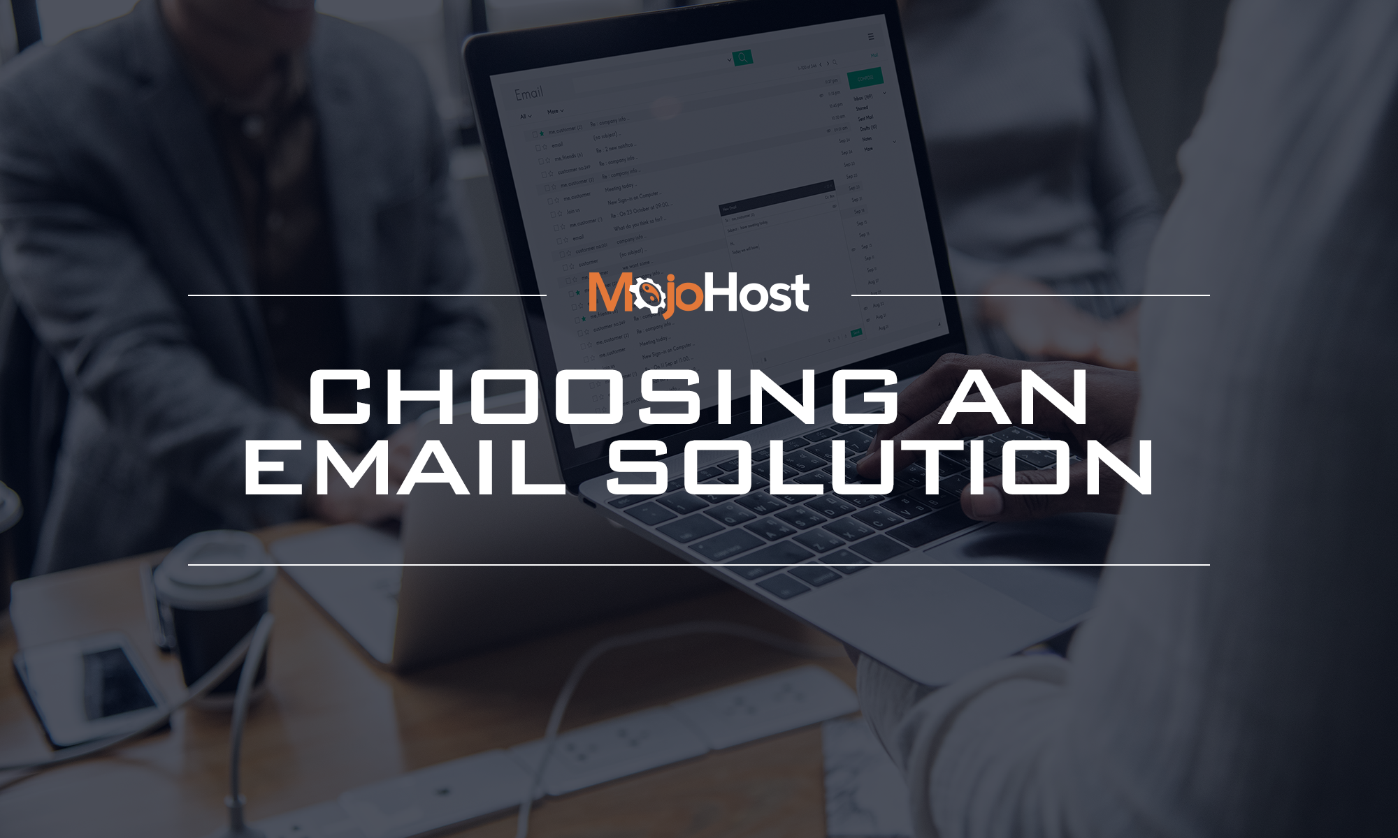 Choosing An Email Solution