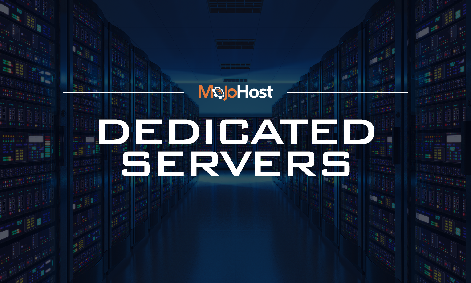 MojoHost Dedicated Servers